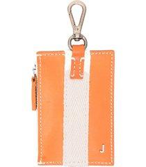 jacquemus le porte grain keyring wallet
