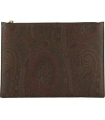 etro clutches paisley/bag/i pad case