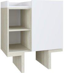 balcão p/ banheiro bacco branco estilare móveis