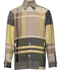 elix shirtjacket overshirt multi/patroon holzweiler
