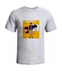 camiseta prorider zeno on cinza claro com estampa quadrada   zocam09