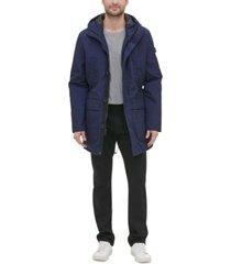 kenneth cole new york men's oversized pocket jacket