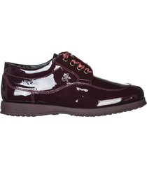 scarpe stringate classiche donna in pelle derby traditional