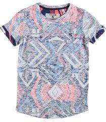 garcia slim fit t-shirt long fit