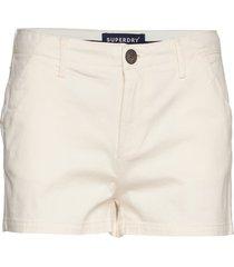 chino hot short shorts flowy shorts/casual shorts creme superdry