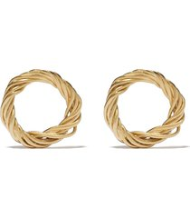 completedworks psychopathy of every day life earrings - gold