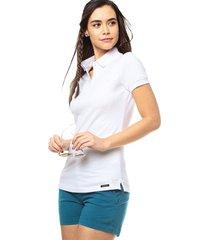 camiseta polo dama style liq s3174
