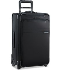 briggs & riley baseline domestic 2-wheel carry-on