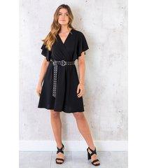 florence jurk zwart