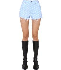t by alexander wang bite shorts