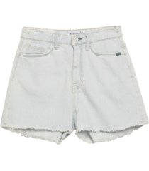 amish denim shorts