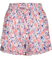 leona shorts shorts flowy shorts/casual shorts rosa by malina