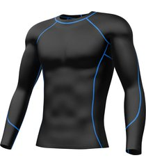 men's compression shirts pants leggings sports exercise thermal base layer skins