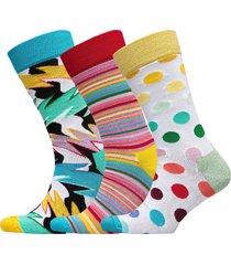 pride gift box underwear socks regular socks multi/mönstrad happy socks