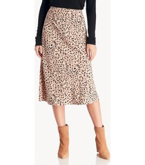 the good jane women's mama mia slip skirt in color: nude size xs from sole society