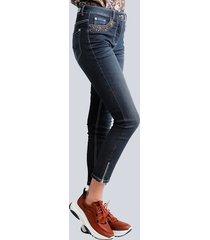 jeans alba moda dark blue
