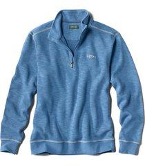 angler's quarter-zip sweatshirt