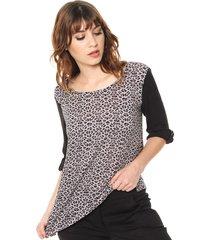 camisa leopardo caekilia sisley