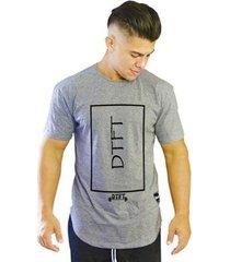camiseta anatomica dtft fil masculina - masculino