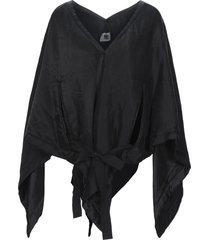 mm6 maison margiela capes & ponchos