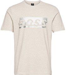tee 4 t-shirts short-sleeved grå boss
