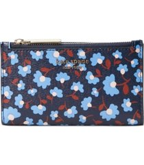 kate spade new york spencer floral party bifold wallet