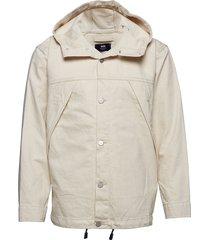 diego jacket jeansjacka denimjacka creme wood wood
