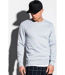 ombre sweater heren klassiek silver