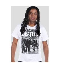 camiseta bandup! the beatles hey what's that