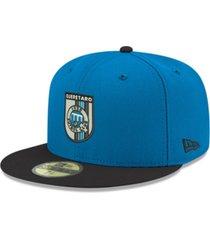 new era gallos blancos queretaro liga mx 59fifty fitted cap