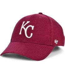 '47 brand kansas city royals cardinal mvp cap
