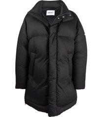 ambush oversized black goose down cotton coat