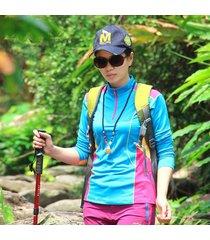excursiones mujeres de secado rápido camiseta