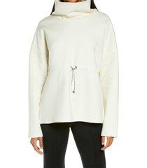 women's varley barton funnel neck sweatshirt