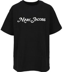 marc jacobs the logo t-shirt