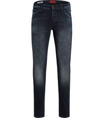 jack & jones heren jeans glenn fox 104 dark blue slim fit lengte 34