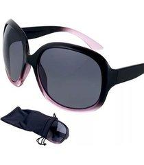 avon gafas de sol rosadas con filtro uv