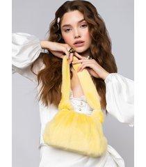 akira spring chicky furry purse