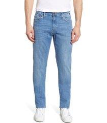 men's mavi jeans zach straight leg jeans, size 28 x 34 - blue
