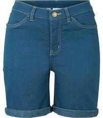 bermuda jogger in jeans (blu) - john baner jeanswear