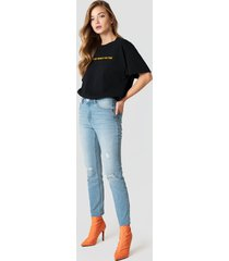rut&circle hanne girlfriend jeans - blue