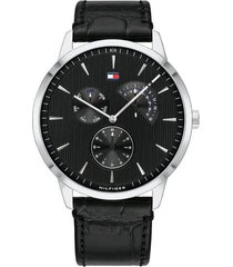 reloj tommy hilfiger 1710391 negro -superbrands