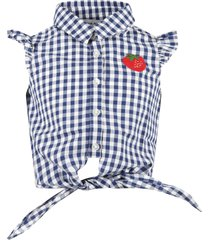 sonia rykiel multicolor shirt for girl