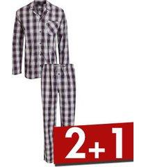 jockey long pyjama woven