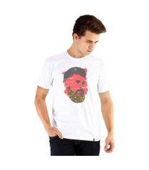 camiseta ouroboros a beard of stars masculina