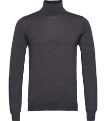 lyd merino turtleneck sweater knitwear turtlenecks grijs j. lindeberg