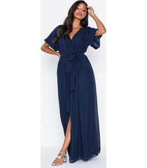 dry lake bela long dress maxiklänningar