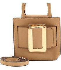 mini bolsa com fivela 11298912 birô feminina