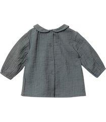 camicetta in garza di cotone, modello: kaye