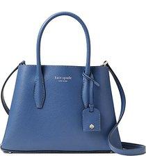 eva small leather satchel